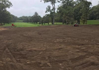 LBCC #17 Green Reconstruction Fall 2017