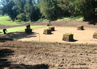 LBCC Removing Sod #15 Green Sept 2018