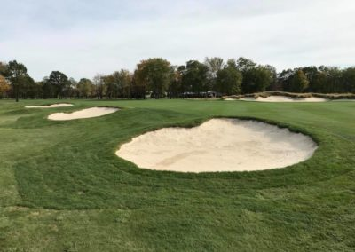 Warren GC ND Bunker Work Fall 2017