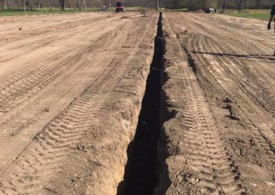 Warren GC ND Team Range Tee Drainage Spring 2018