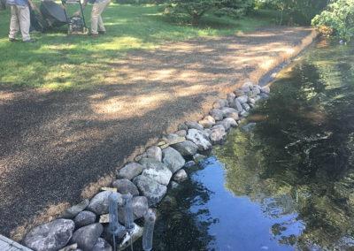 Shoreline Restoration Mid